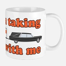Takin' it with me Mug