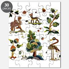 Castlemaine Jacobean Embroidery Puzzle