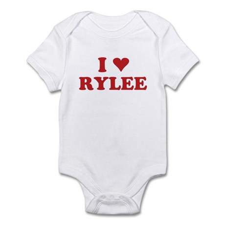 I LOVE RYLEE Infant Bodysuit