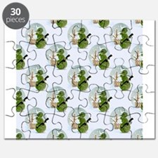 snowman army christmas Puzzle