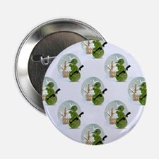 """snowman army christmas 2.25"""" Button (10 pack)"""