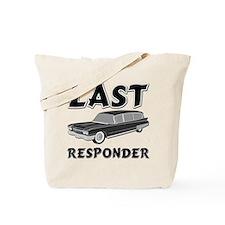 Last Responder Tote Bag