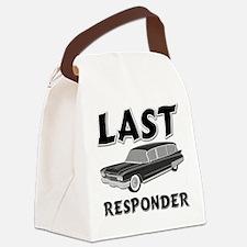 Last Responder Canvas Lunch Bag