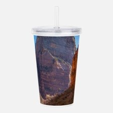 ZION NATIONAL PARK Acrylic Double-wall Tumbler