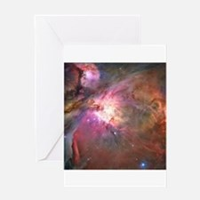 Orion Nebula (M42 / NGC 1976) Greeting Cards