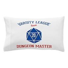 Varsity League - Dungeon Master Pillow Case