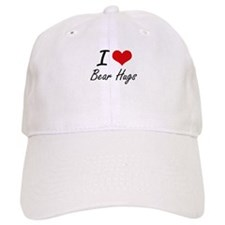 I love Bear Hugs Baseball Cap