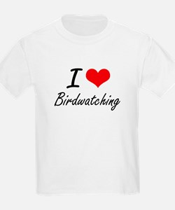 I love Birdwatching T-Shirt