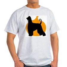 Afghan Hound Halloween T-Shirt