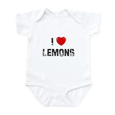 I * Lemons Infant Bodysuit