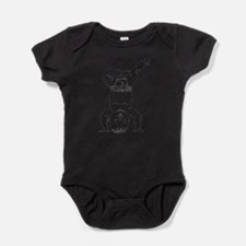 Cute Bboy Baby Bodysuit