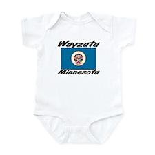 Wayzata Minnesota Infant Bodysuit