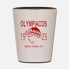 Olympiacos NY FC Shot Glass