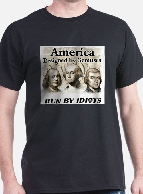 Cute Tea party idiots T-Shirt