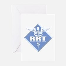RRT (diamond) Greeting Cards