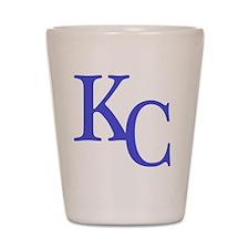 KC Shot Glass