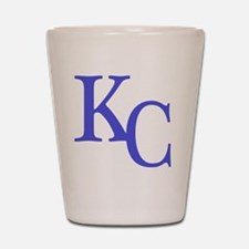 KC Shot Glass