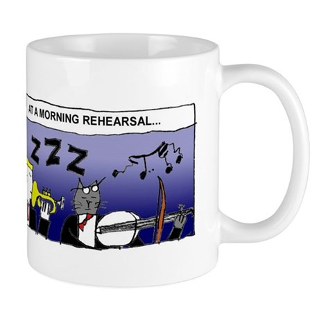 Morning Rehearsal Coffee Mug