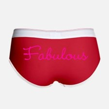 Fabulous Women's Boy Brief