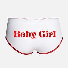 Babygirl Women's Boy Brief