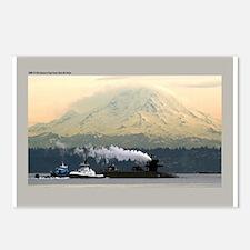 SSBN 731 USS Alabama Postcards (Package of 8)