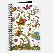 Tree of Life Jacobean Embroidery Journal