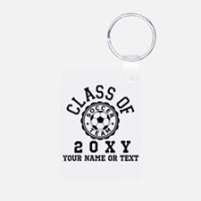 Class of 20?? Soccer Keychains