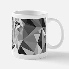 Gray Lion Mugs