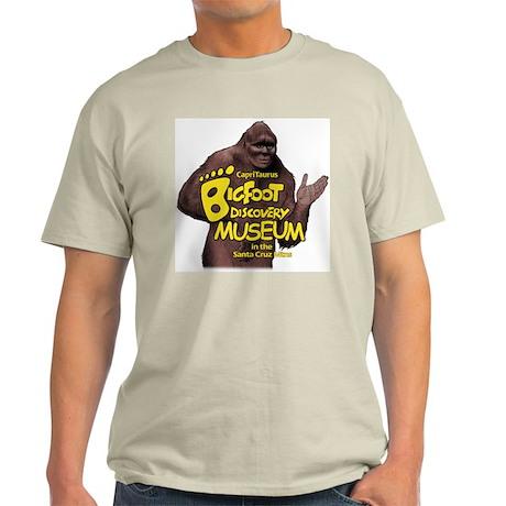 Bigfoot Discovery Museum Logo T-Shirt