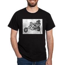 Bigfoot Easy Rider T-Shirt