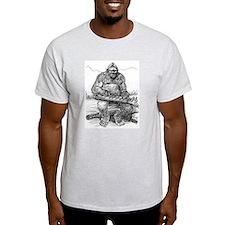 BFplaysdulcimer.jpg T-Shirt