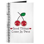 Good Things Cherry Twin Journal
