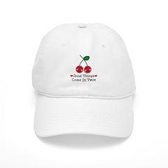 Good Things Cherry Twin Cap