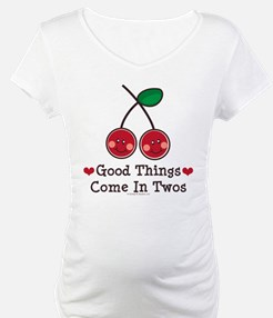 Good Things Cherry Twin Shirt