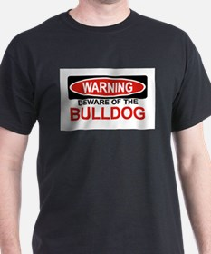 Funny Beware of dog T-Shirt