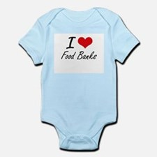 I love Food Banks Body Suit