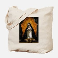 St Margaret Mary Alacoque Tote Bag