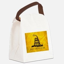 Don't Tread On Me Canvas Lunch Bag