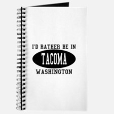 I'd Rather Be in Tacoma, Wash Journal
