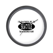 I'd Rather Be in Seattle, Was Wall Clock