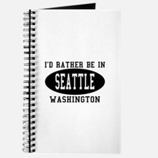 I'd Rather Be in Seattle, Was Journal