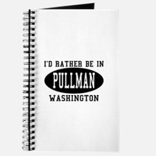 I'd Rather Be in Pullman, Was Journal