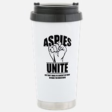 Aspies Unite Travel Mug
