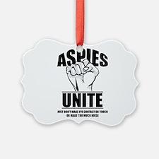 Aspies Unite Ornament