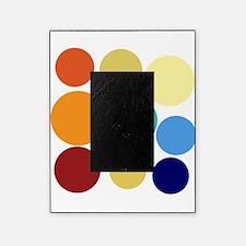 Cute Bright Polka Dots Fun Picture Frame