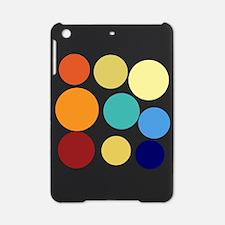 Cute Bright Polka Dots Fun iPad Mini Case