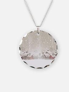 Winter Village Necklace