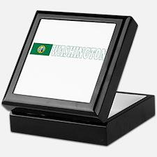 Washington Keepsake Box