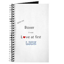 Boxer Lick Journal