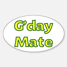 G'day Mate Decal